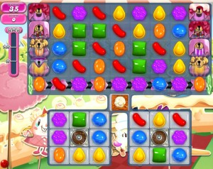 Candy Crush niveau 875
