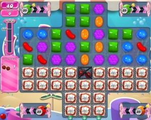 Candy Crush niveau 923