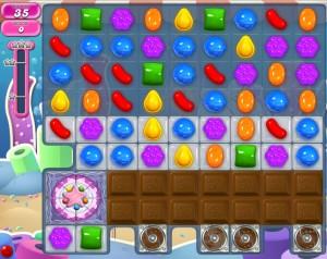 Candy Crush niveau 924