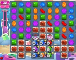 Candy Crush niveau 933