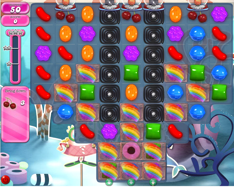 Candy Crush Saga niveau 315