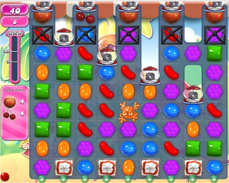 Candy Crush niveau 629