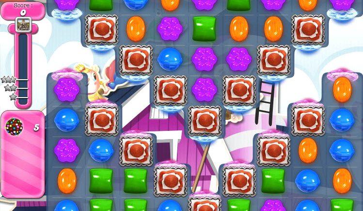 Candy Crush Saga niveau 1883