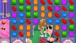 Candy Crush Saga niveau 409
