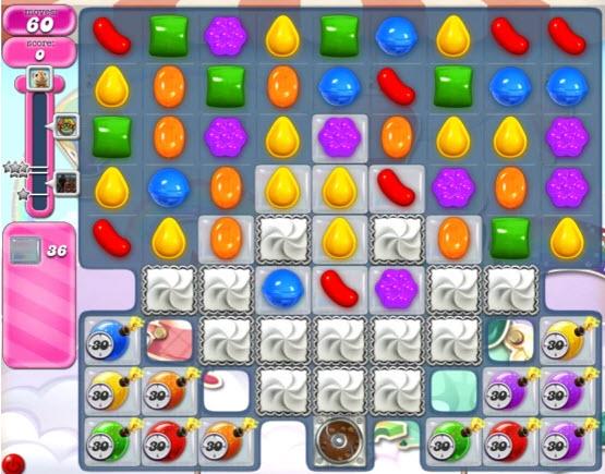 Candy Crush Saga niveau 434