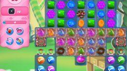 Candy Crush Saga niveau 2958