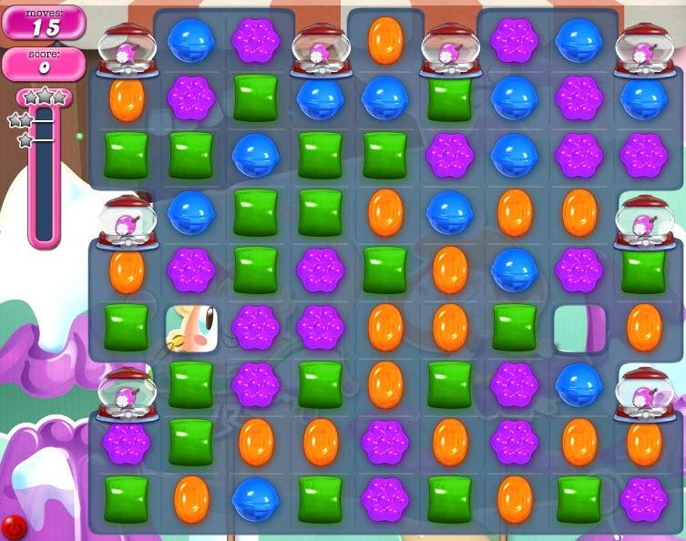 candy crush saga niveau 2045
