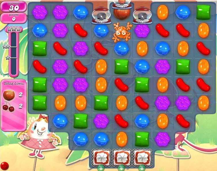 candy crush saga niveau 635