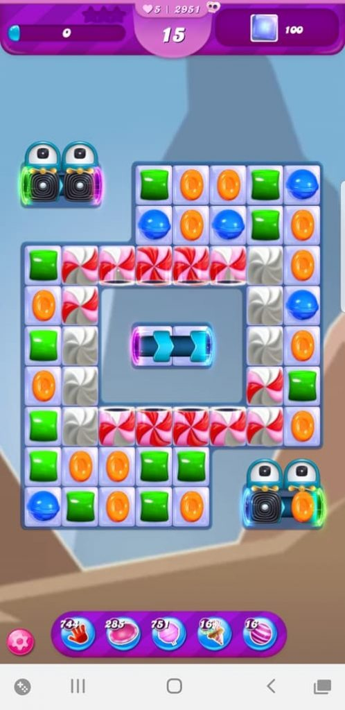 candy crush 2951