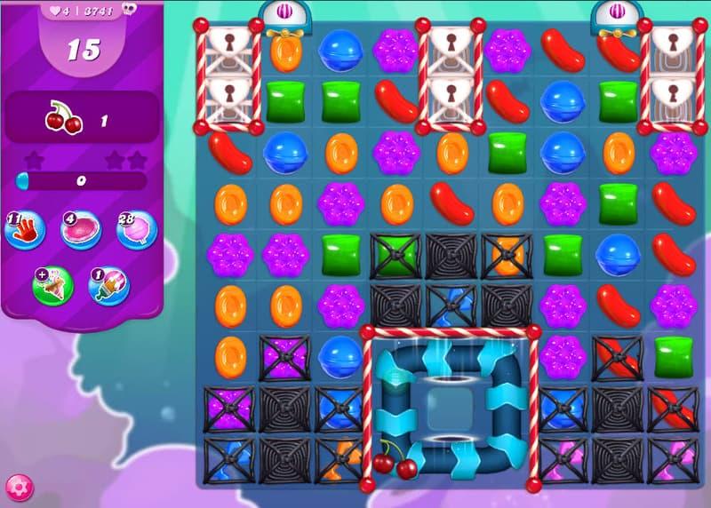 candy crush niveau 3741