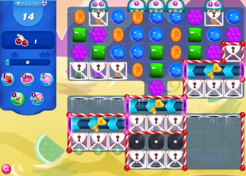 candy crush saga 3788