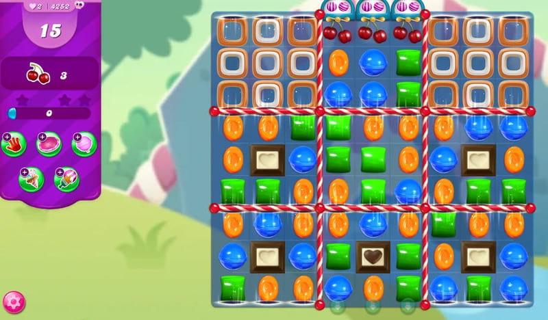candy crush niveau 4252